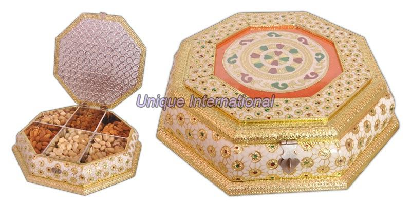 Decorative Dry Fruit Box 12