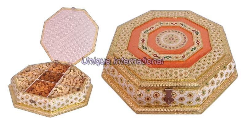 Decorative Dry Fruit Box 13