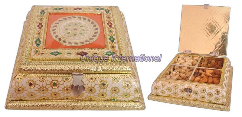 Decorative Dry Fruit Box 14