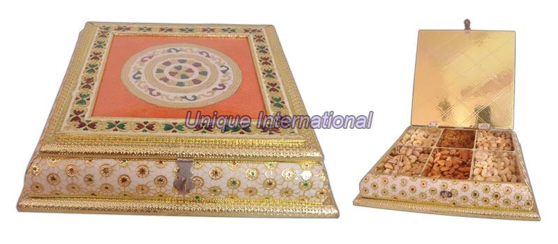 Decorative Dry Fruit Box 16