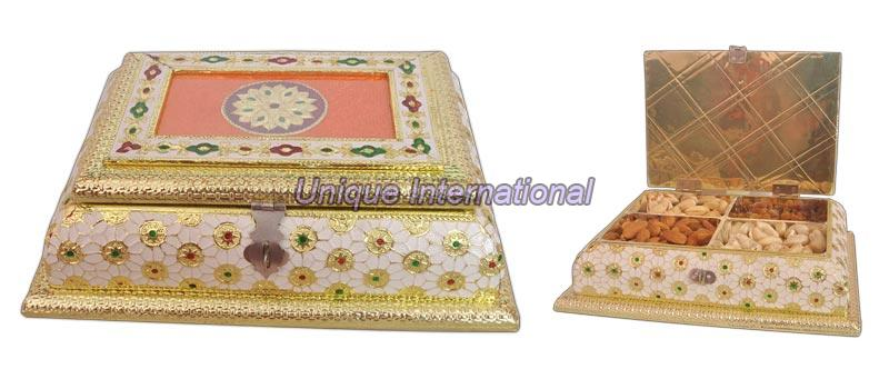 Decorative Dry Fruit Box 17
