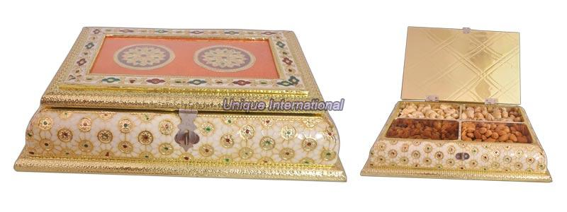 Decorative Dry Fruit Box 18