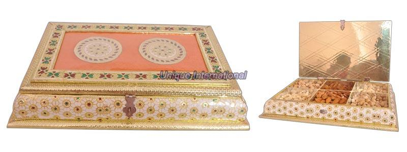 Decorative Dry Fruit Box 19
