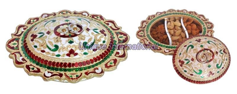Decorative Dry Fruit Box 21