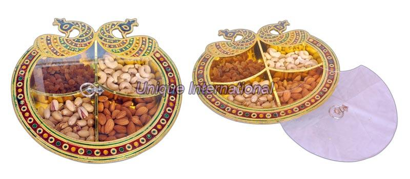 Decorative Dry Fruit Box 24