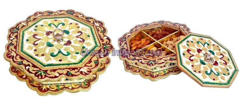 Decorative Dry Fruit Box 32