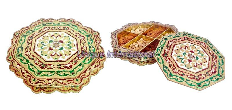 Decorative Dry Fruit Box 33