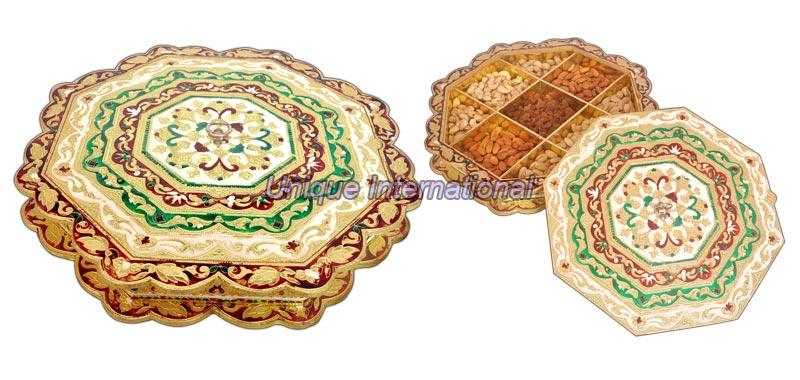 Decorative Dry Fruit Box 34