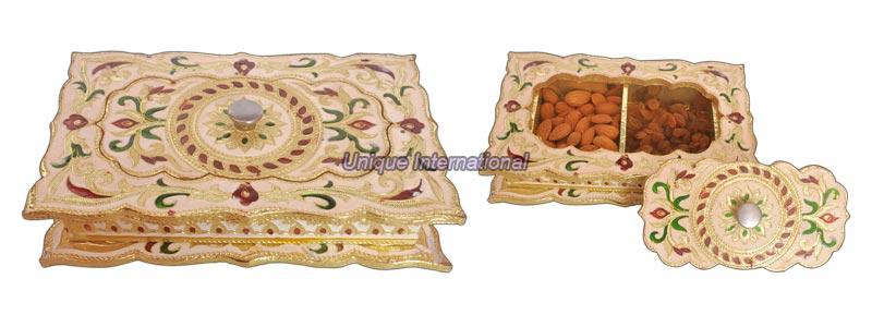 Decorative Dry Fruit Box 35