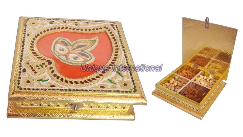Decorative Dry Fruit Box 37