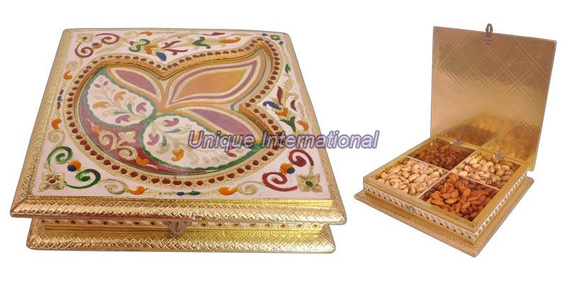 Decorative Dry Fruit Box 38