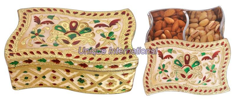Decorative Dry Fruit Box 42
