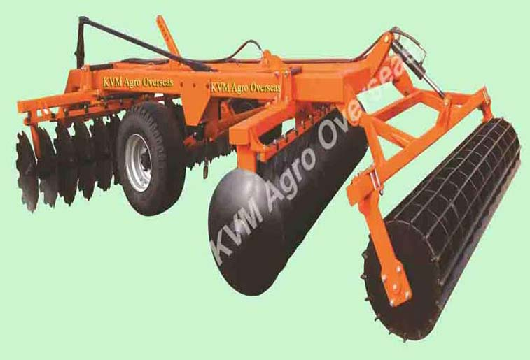 Hydraulic Harrows