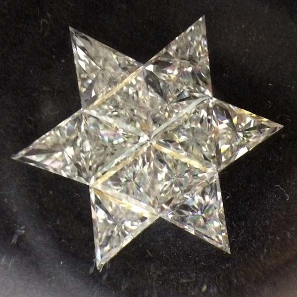 Star Pie Cut Diamonds 03