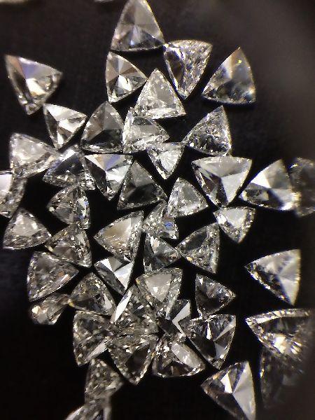 Trillion Cut Diamonds 01