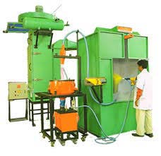 Powder Coating Machine 06