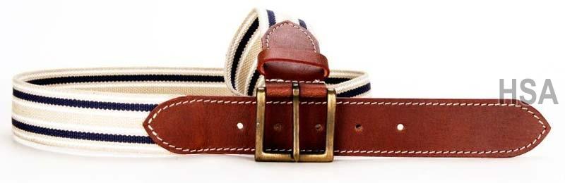 Mens Leather Belt (G47319)