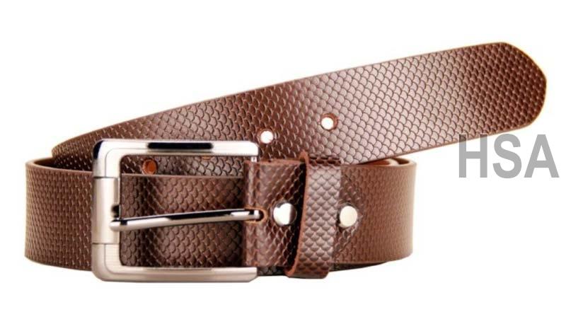 Mens Leather Belt (G47328)