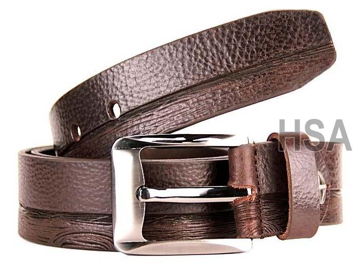 Mens Leather Belt (G58908)