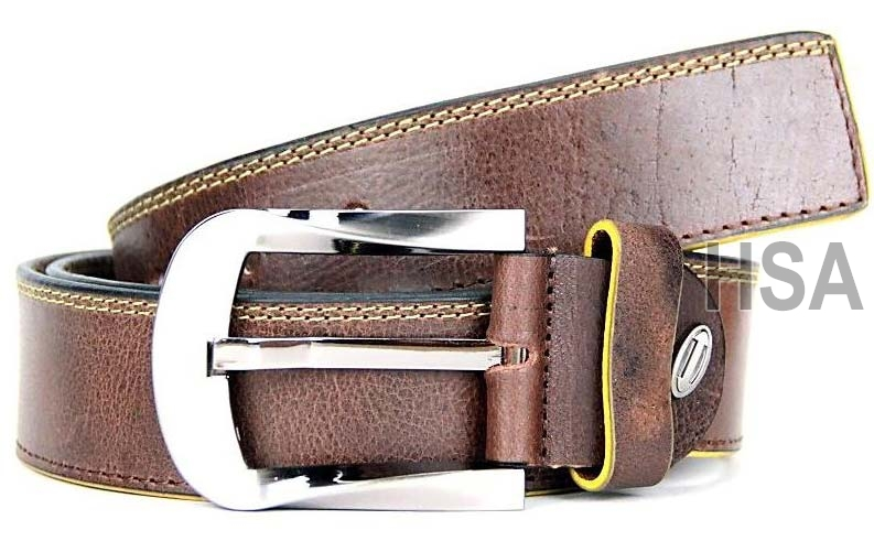 Mens Leather Belt (G58917)