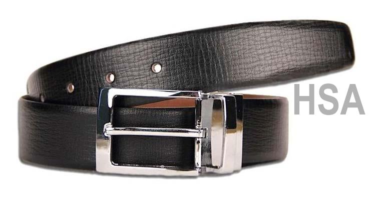 Mens Leather Belt (G58927REV)