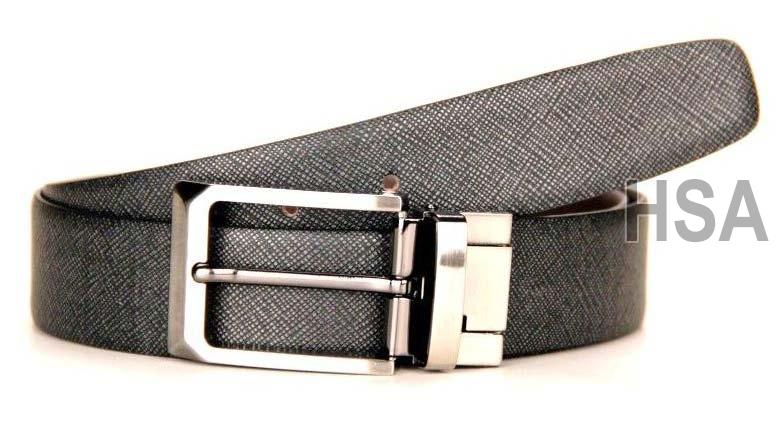 Mens Leather Belt (G58936REV)