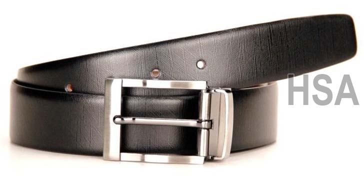 Mens Leather Belt (G58942REV)