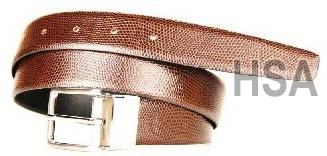 Mens Leather Belt (G58966REV)