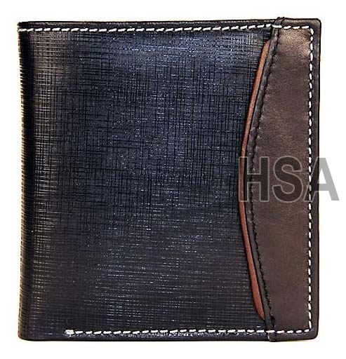 Mens Leather Wallet (F65913)