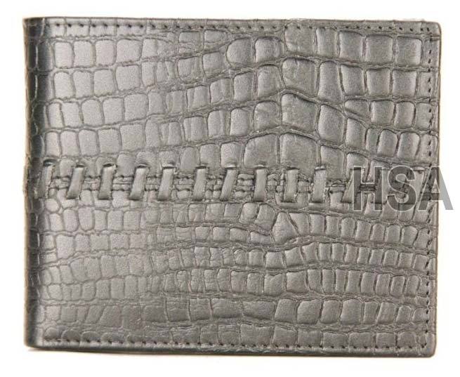 Mens Leather Wallet (F86812)