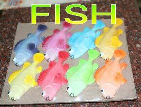 Edible Sugar Fish