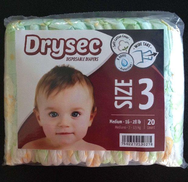 Baby Diaper 01