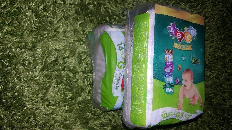 Grade A Baby Diaper 01