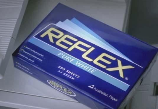 Reflex Ultra White A4