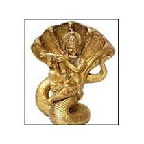 Krishna Metal Statue