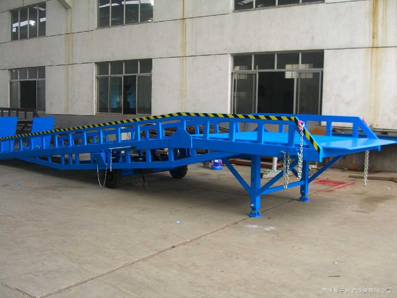 Loading & Unloading Ramp