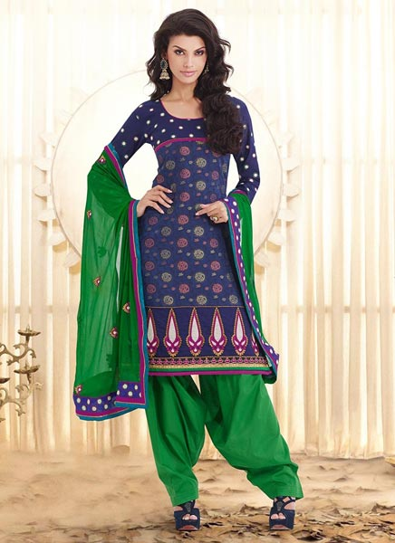 Cotton Salwar Suit 01