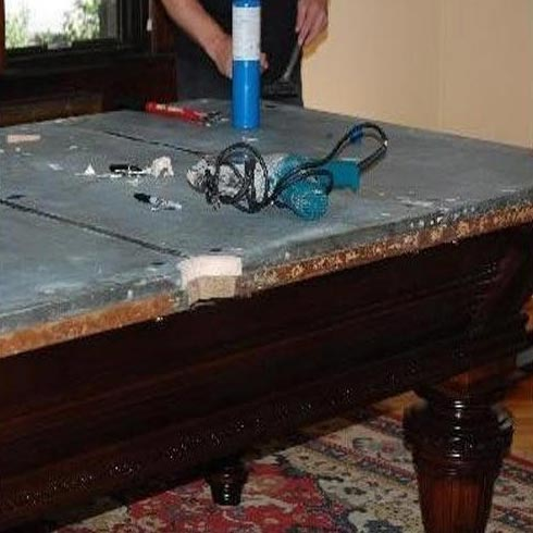 Pool Table Repairing Services In HyderabadPool Table Repair Services - Pool table resurfacing