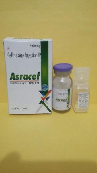Ceftriaxone Injection 1000 mg