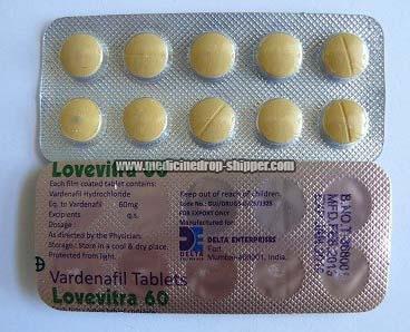 Lovevitra 60 Tablets