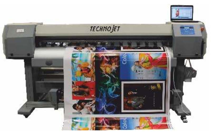 Flex Printer (Technojet-1801)