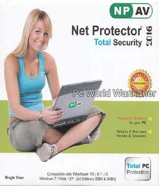 Net Protector Antivirus Software