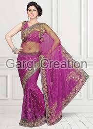 Net Saree 01