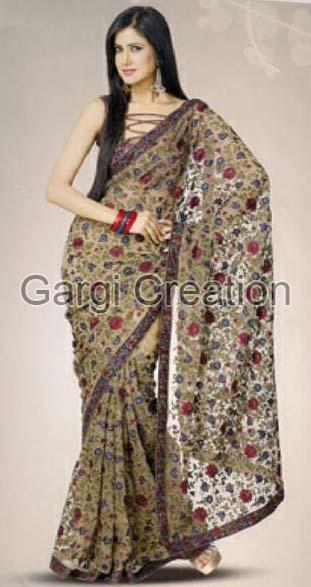 Net Saree 02