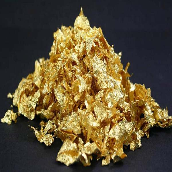 Edible Gold Leaf for Medicines