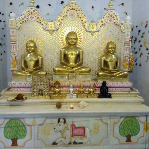 Vegetarian Gold Leaf for Religious Statue