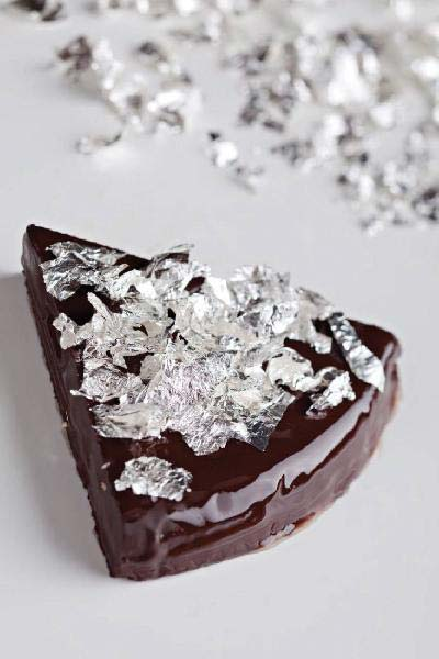 Edible Silver Flakes