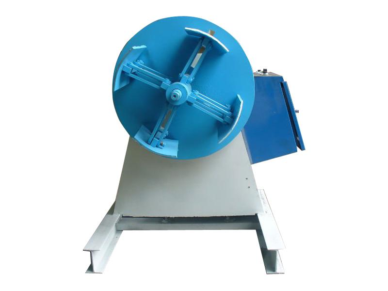 Hydraulic Decoiler 03