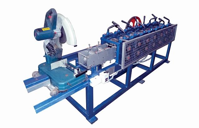 Rolling Shutter Forming Machine 01