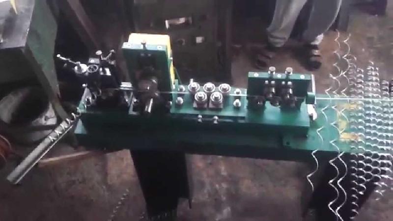 Wire Spring Making Machine